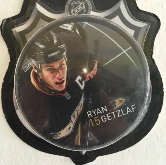 Puk Ryan Getzlaf 15 Second Version Anaheim