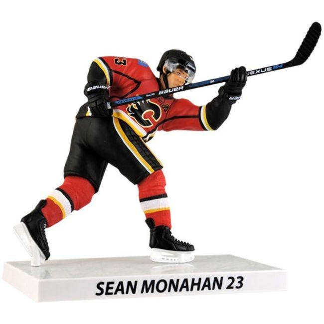 Figurka 23 Sean Monahan Imports Dragon Player Replica Calgary