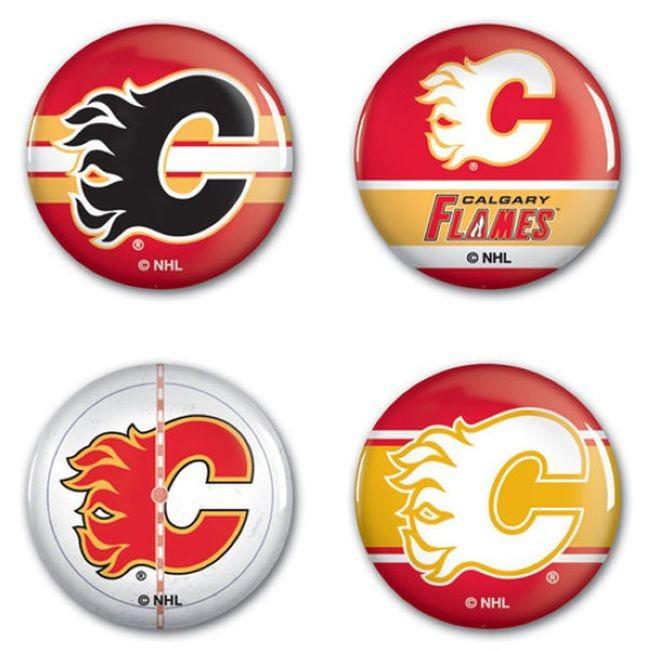 Odznak WinCraft pořadí: 4. Calgary