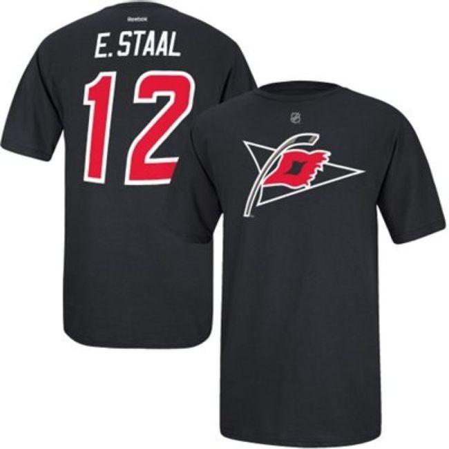 Tričko Eric Staal 11 Carolina