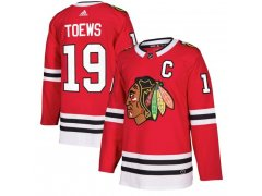 Dres 19 Jonathan Toews adizero Home Authentic Player Pro Chicago
