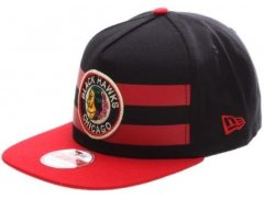 kšiltovka Double Stripe Snapback Chicago