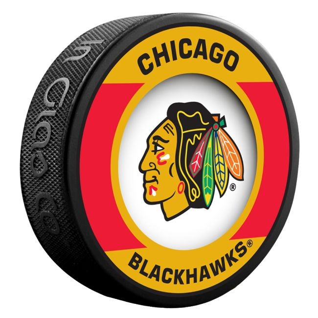 Puk Retro Chicago - Chicago Blackhawks Puky