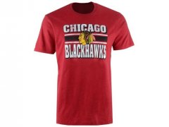 NHL tričko Stripe Knockaround Chicago