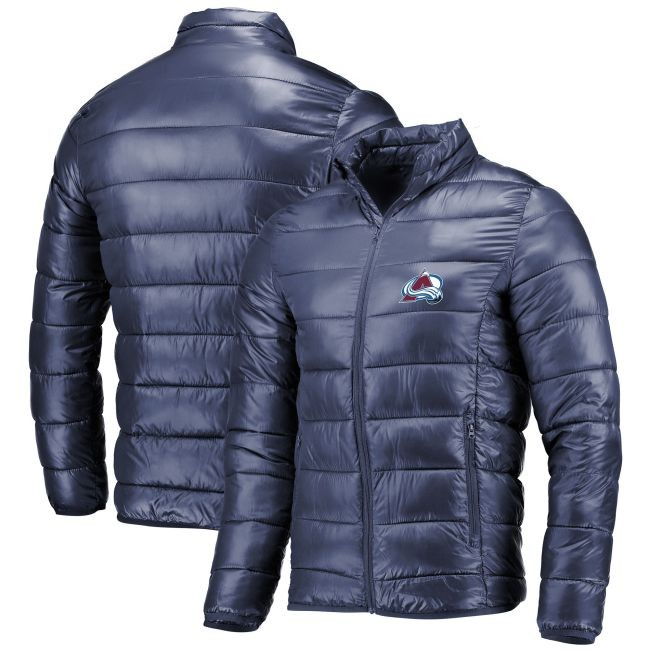 Bunda NHL Polyester Puffer Colorado - Colorado Avalanche Bundy