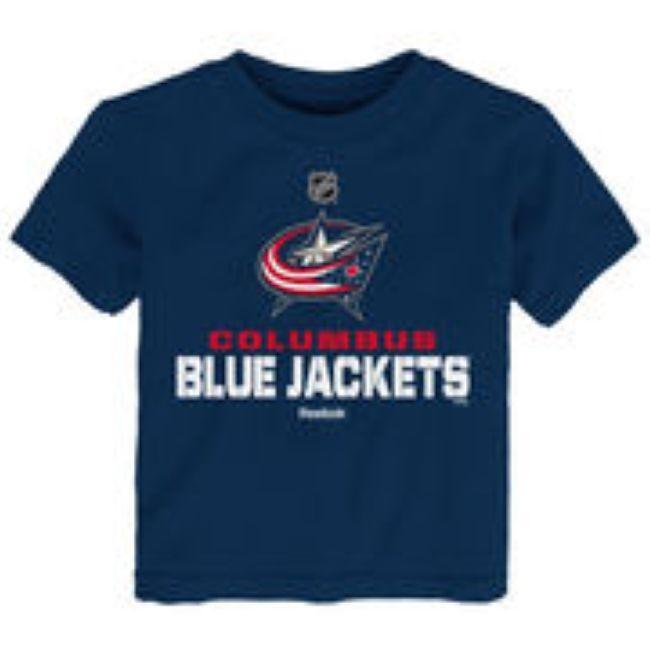Dětské tričko  NHL Clean Cut Columbus