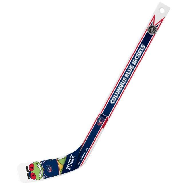 Plastová Minihokejka NHL Mascot Columbus