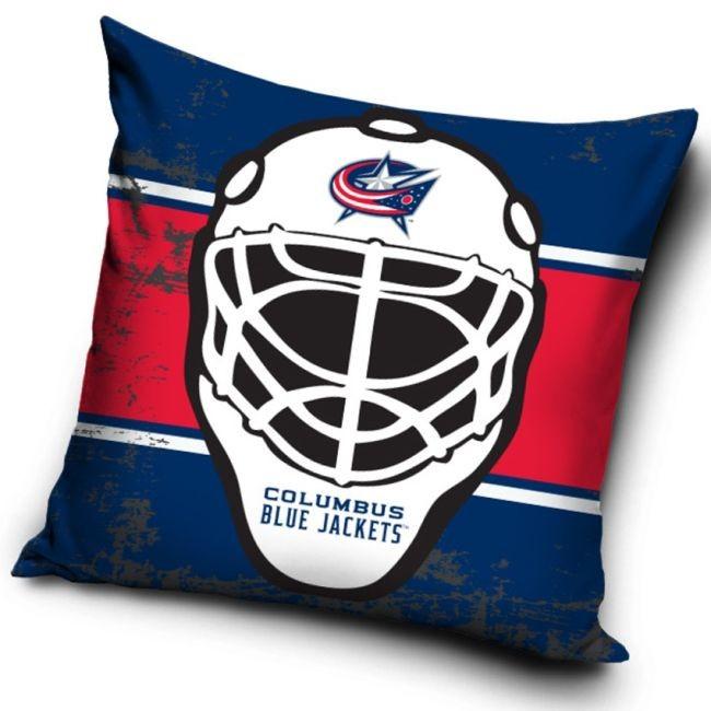 Polštářek NHL Maska Columbus