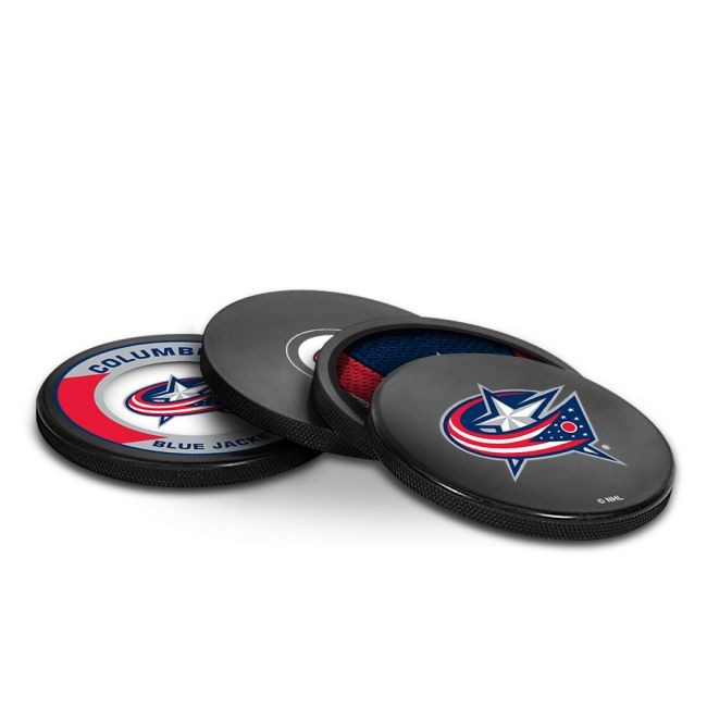 Puk NHL Coaster Columbus