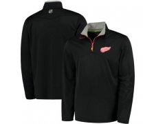 Mikina Center Ice Quarter-Zip Baselayer Detroit