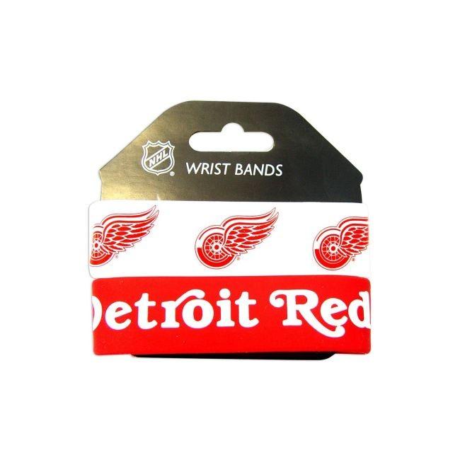 Silikonový náramek - - 2 kusy Detroit