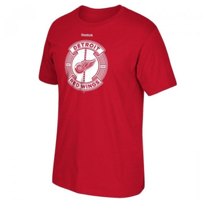 Tričko Slick Pass Tee Detroit - Detroit Red Wings Trička