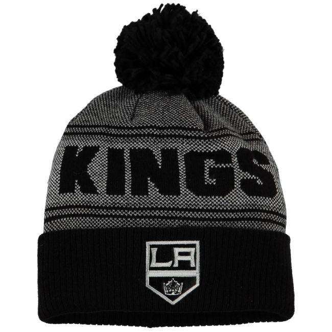 Zimní Čepice Adidas Mascot Cuffed Knit LA Kings