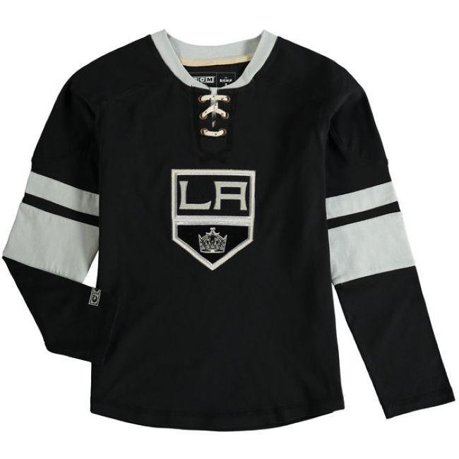 Dětské tričko Vintage Jersey Crew LA Kings