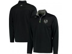 Mikina Center Ice Quarter-Zip Baselayer LA Kings