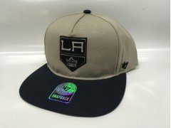 Kšiltovka Chaff Two Tone Snapback LA Kings