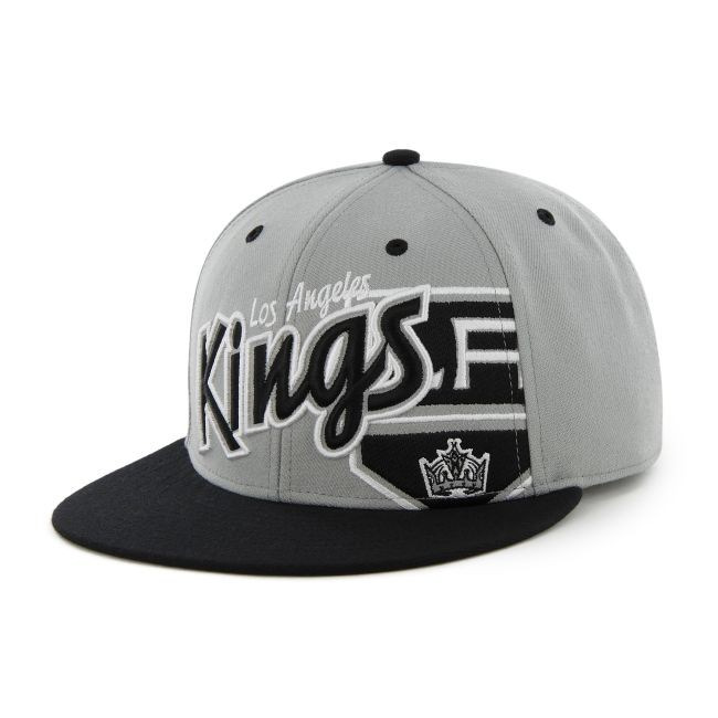 Kšiltovka Underglow Snapback LA Kings - Los Angeles Kings NHL kšiltovky