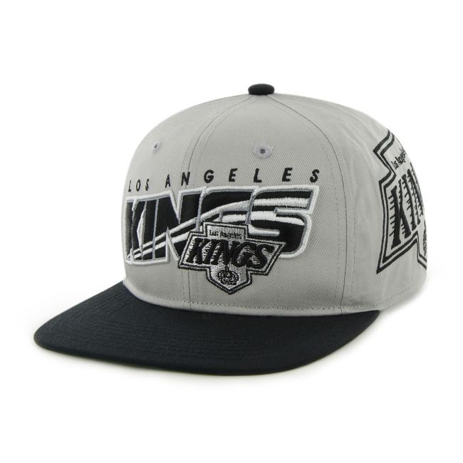 Kšiltovka Hazelwood Snapback LA Kings - Los Angeles Kings NHL kšiltovky