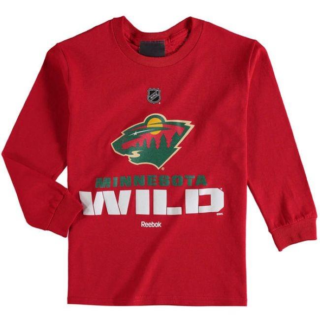 Dětské tričko NHL Clean Cut Minnesota