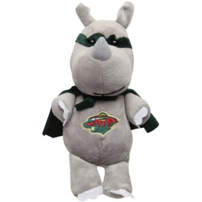 Plyšový superhrdina - Nosorožec Minnesota