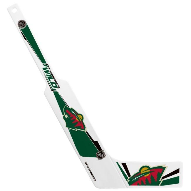 Plastová Minihokejka Goalie Minnesota