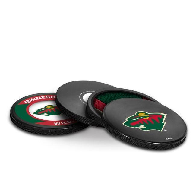 Puk NHL Coaster Minnesota