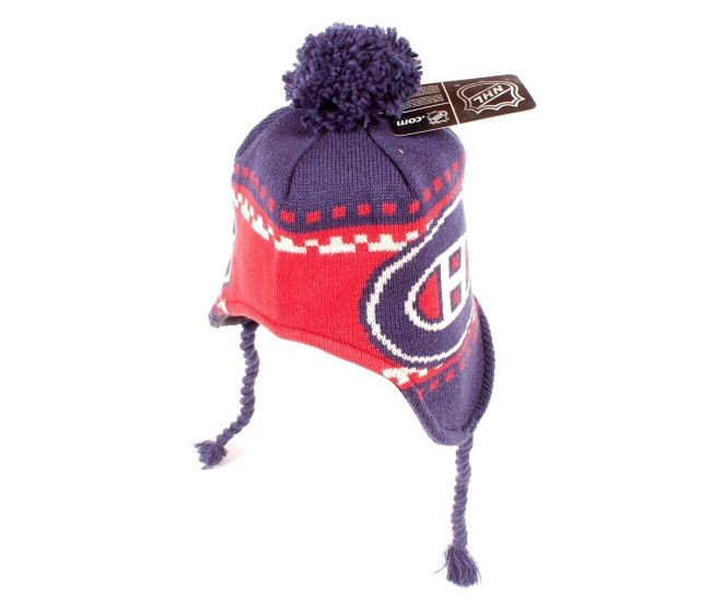 Kulich Faceoff Tassle Montreal - Montreal Canadiens Čepice, kulichy