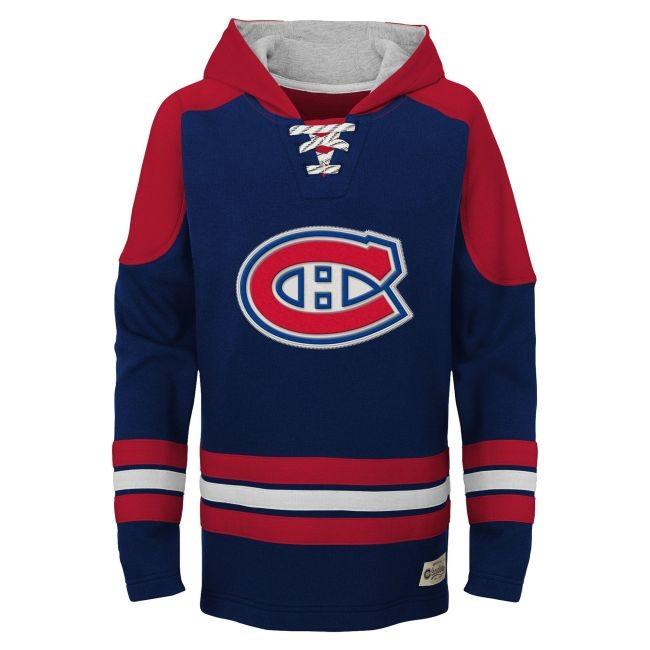 Dětská mikina  NHL Legendary Pullover Montreal