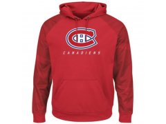 Mikina Majestic Penalty Shot Therma Base Hoodie Montreal