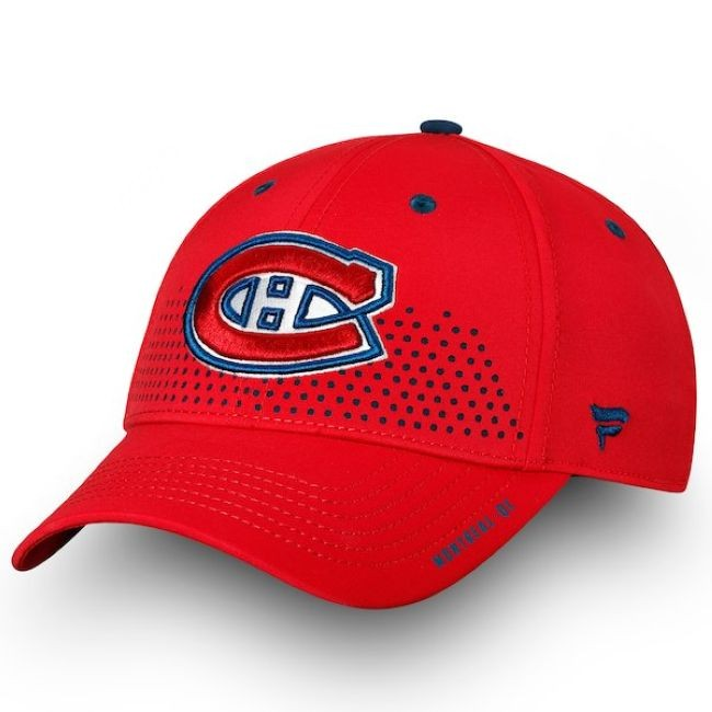 Kšiltovka 2018 NHL Draft Flex Montreal