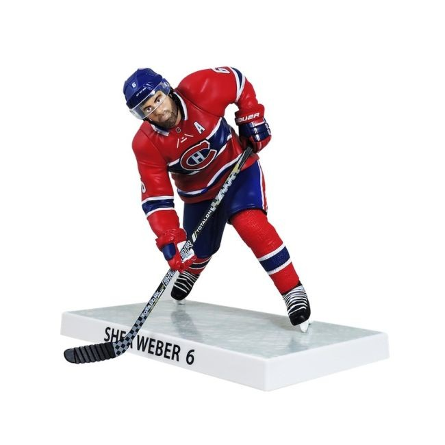 Figurka 6 Shea Weber Montréal Canadiens Imports Dragon Player Replica Montreal