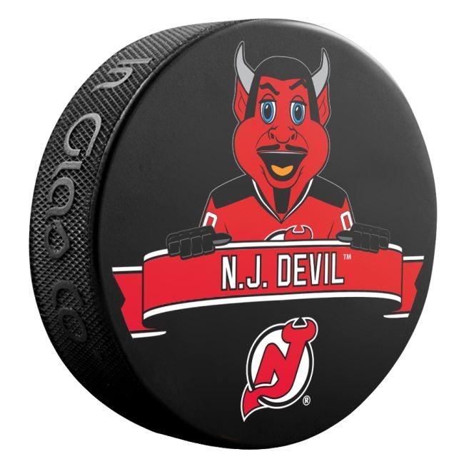 Puk NHL Mascot NJD