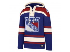 Mikina Lacer Hood NYR