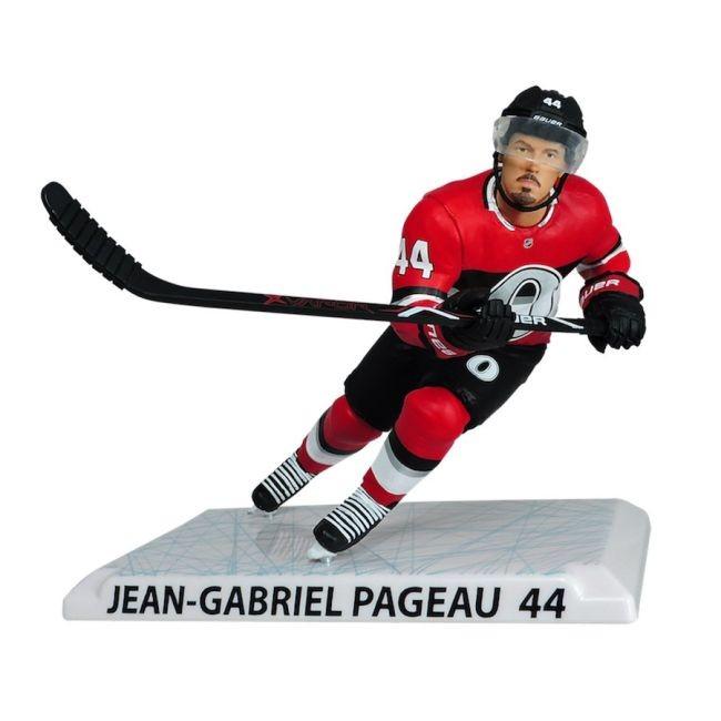 Figurka 44 Jean-Gabriel Pageau Imports Dragon Player Replica Ottawa