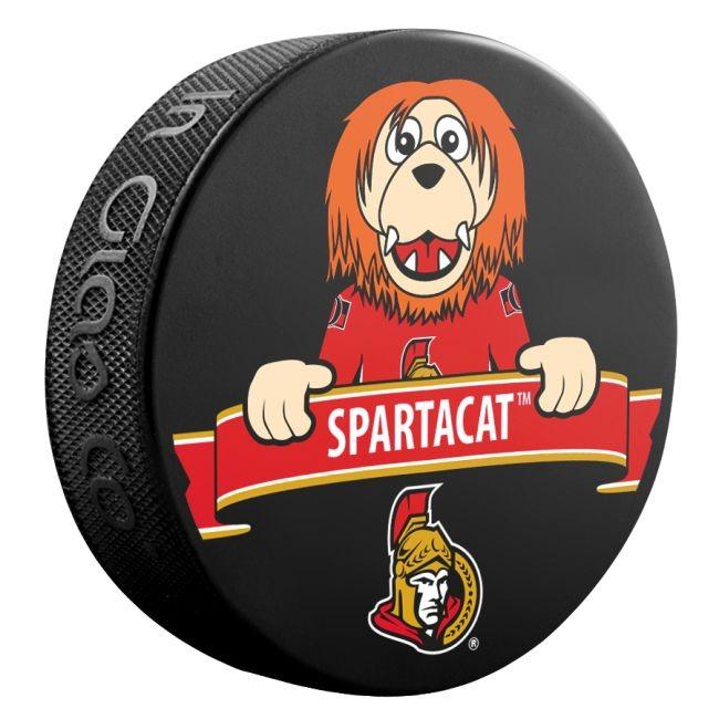 Puk NHL Mascot Ottawa