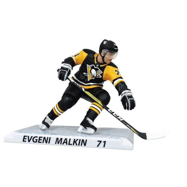 Figurka 71 Evgeni Malkin Imports Dragon Player Replica Pittsburgh