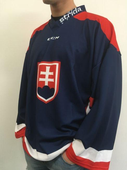Hokejový dres BLUE Slovakia