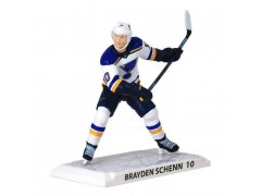 Figurka 10 Brayden Schenn Imports Dragon Player Replica St. Louis