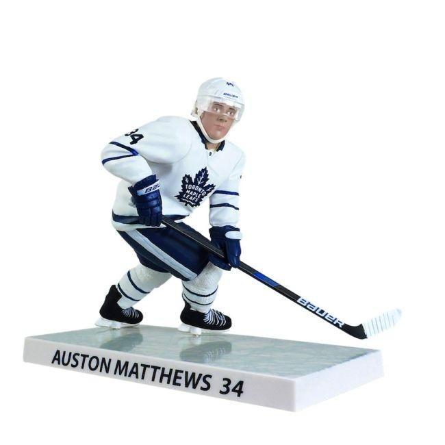 Figurka 34 Auston Matthews Imports Dragon Player Replica Toronto