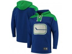 Mikina NHL Breakaway Lace Up Vancouver