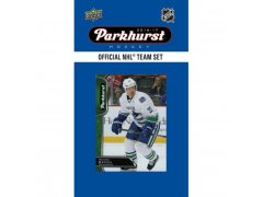 Hokejové karty NHL 2016-17 Upper Deck Parkhurst Team Card Set Vancouver