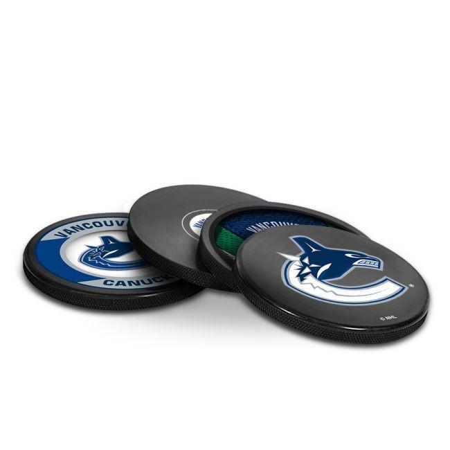 Puk NHL Coaster Vancouver