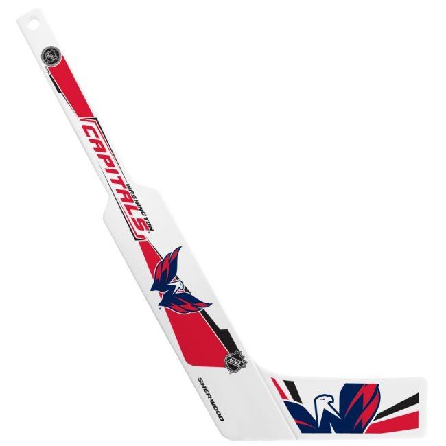 Plastová Minihokejka Goalie Washington