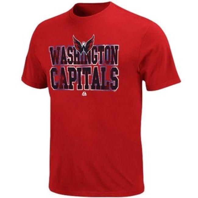 NHL tričko Big Save Washington