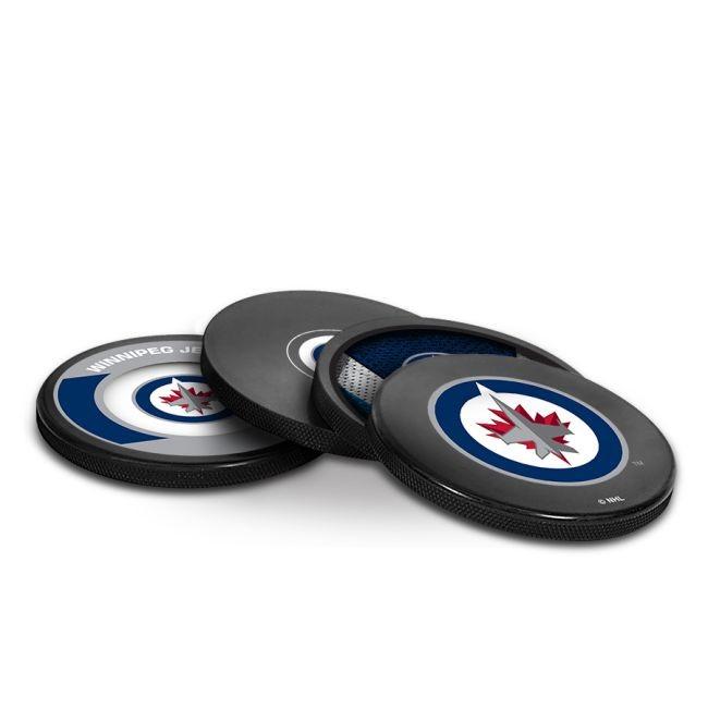 Puk NHL Coaster Winnipeg